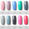 Summer Ice-cream Color Gel Polish Travel Size