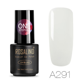 ROSALIND 7ML 3 IN 1 Nail Gel One Step Nail Gel Polish Semi Permanent Gel Varnish
