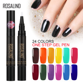 5ml 3 IN 1 One Step Gel Nail Polish Pen