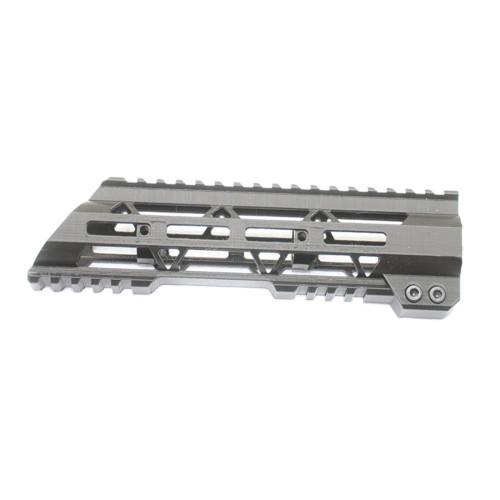 SSDesign 9-inch Blade Printing RIS/RAS/Rails for 556/XM316 Receiver Cover -  Black