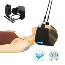 Portable Neck Hammock Pain Relief Massager Posture Alignment For Home Travel