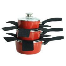 8Pcs Pot Pan Separator Protector Preserves Non Stick Cooking Surface Placemat 32/38/42cm - 42cm