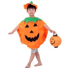 Halloween Makeup Dress Costumes Adult Children Pumpkin Clothes Props Cloak