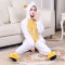 Cute Sheep Kigurumi Animal Onesies For Adult Men Winter One-Piece Pajamas Halloween Party Jumpsuit Soft Flannel Cosplay Costume