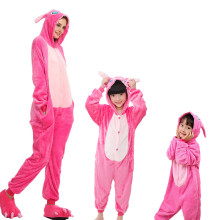 Lilo and Stitch Onesie For Unisex Kigurumi cartoon pajamas for Adult And Children Sleepwear Anime Costume Pajamas Cosplay Party