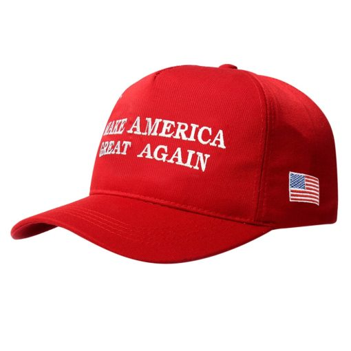 Make America Great Again Letter Print Donald Trump Hat Republican Snapback Baseball Cap Polo Hat For President USA Hat