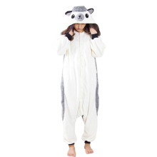 Combinaison Pyjama Hérisson Adulte Unisexe Anime Animal Pyjamas Kigurumi Costume Cosplay Outfit Nuit Vetements Onesie Fleece Halloween Costume Soiree de Deguisements Hérisson Onesie Animal de Bande Dessinée