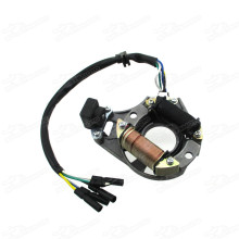 4 Stroke Electric Start Inner Rotor Magneto Stator Coil Assembly Module Plate 70cc 90cc 110cc 125cc Pit Dirt Monkey Bike ATV Go Kart Buggy