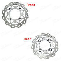 Pitbike 190mm Front Rear Hydraulic Brake Disc Disk Rotor Plate For 50cc 110cc 125cc 140cc 150cc 160cc 190cc SDG wheel Pit Dirt Motard Bikes