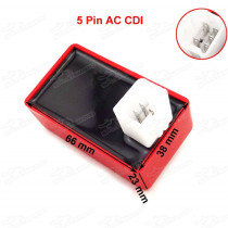 5 Pin AC CDI Box For Honda XR50 CRF50 50cc 70cc 90cc 110cc 125cc Kazuma Taotao Pit Dirt Monkey DAX Bike Pitbike ATV Quad