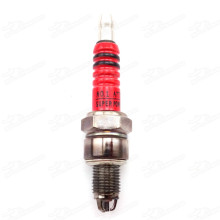 Spark Plug A7TC Performance 3 Electrode Pit Dirt Bike ATV Quad Moped Scooter 50cc 70cc 90cc 110cc 125cc GY6 150cc Motorcycle