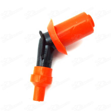 Racing Ignition Coil Spark Plug Cap Cover For ATV Quad Pit Dirt Monkey Bike Motocross GY6 Moped Scooter Pitbike Motard Motorcycle