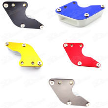 Chain Guard Guide Holder Protector For 140cc Thumpstar SSR SDG Apollo Orion Stomp YCF CRF 50 70 XR50 KLX 110 Coolster Taotao Pit Motard Dirt Trail Bikes Pitbike Motard