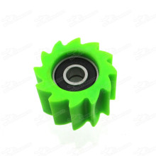 10mm Chain Roller Pulley Tensioner Wheel Guide For Kawasaki KX250F KX450F 06-16 Motorcycles Motocross Dirt MX Bike