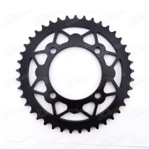 420 76mm 41T Rear Sprocket For SDG Hub 110 125 140 150cc SDG Stomp YCF Thumpstar Pit Dirt Trail Bikes Pitbike Motard