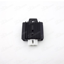 4 pin Voltage Regulator Rectifier 50cc 70 90cc 110cc 125cc ATV Quad Go kart Moped Scooter Buggy Dirt Bike