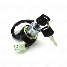 On/Lock/Off Three Position Ignition Key Switch For Kazuma Meerkat Falcon 50cc 70cc 90cc 110cc 125cc Redcat ATV Quad