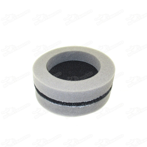 Round Foam Air Filter Cleaner for Snowmobile Polaris Gen II Style Hoods Replaces 2620057 Indy 440 500 Trail 488