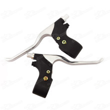 Left Right Brake Levers Set For 47cc 49cc Mini Pocket Dirt Bike Scooter Minimoto