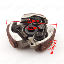 Minimoto Clutch Pad For 47cc 49cc Mini Dirt Pocket Bike ATV Quad Go Kart Moto Minibike