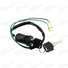 2 Wire Ignition Key Switch For Mini Dirt Pocket Bike ATV Quad Go Kart Moto