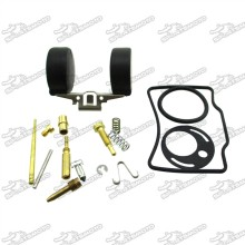 Carburetor Repair Kits For 20mm PZ20 Carb XR80 XR80R Pit Dirt Bike ATV Quad 125cc 110cc Baja