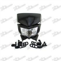 12V 35W Headlight For KTM Suzuki DRZ RM 125 250 400 Kawasaki KDX KLX Motorcycle Dirt Bike Motocross