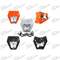 Headlight Head Light For KTM EXC XCF EXC F W SX SXF 125 250 300 450 500 530 Dirt Motor Bike Motorcycle Motocross