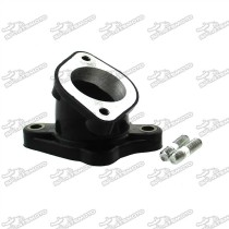 30mm Inlet Pipe Angled Curve Intake Manifold For CG250 250cc 200cc Pit Dirt Bike Go Kart ATV Quad