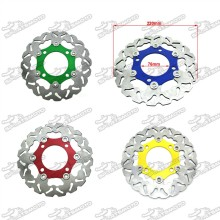220mm Brake Disc Roter For Pit Dirt Bike 50cc 90cc 110cc 125cc 140cc 150cc 160cc Motorcycle Thumpstar Explorer Braaap Atomic SSR