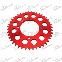 428 43 Teeth 76mm Rear Sprocket For Pit Dirt Bike 50cc 90cc 110cc 125cc 150cc Stomp Demon X WPB Orion M2R Lucky MX Thumpstar