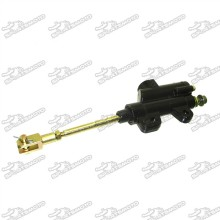 8mm Rear Brake Master Cylinder Pump For Pit Dirt Bike Motorcycle  Motocross ATV Quad
