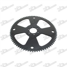 75 Tooth #35 Chain Rear Sprocket For Coleman Monster Moto Motovox Mini Bike