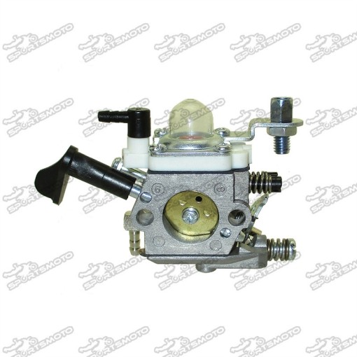 Racing Carburetor For 2 Stroke 43cc 49cc Mini Dirt Pocket Dirt Bike Go Ped Scooter Choppers ATV
