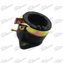 Intake Manifold Boot For 250cc Water Cooled Motors CF Moto Linhai Jonway CF250 Scooter Moped
