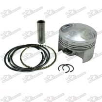 54mm Piston Kit For Chinese Zongshen 125cc Oil Cooled Engine Pit Dirt Motor Monkey Bike Motorcycle Motocross