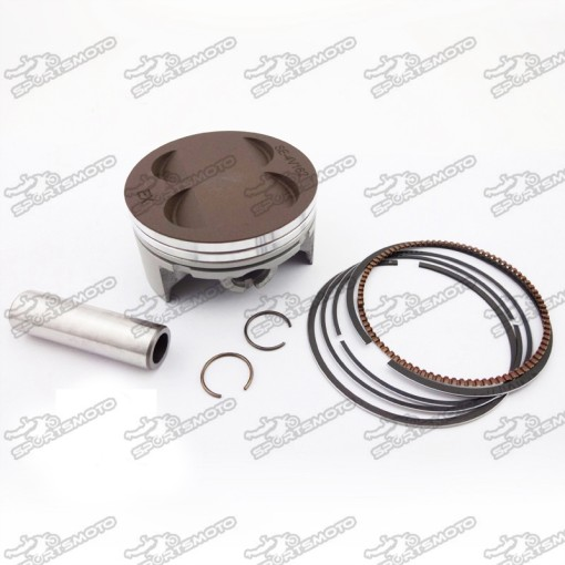 62mm Engine Piston Kit  For Chinese YX 4 Valve Cylinder Head Pit Dirt Motor Bike Motocross