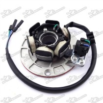 Engine Magneto Stator Without Light For Chinese YX 140cc 150cc 160cc Pit Dirt Bike Motorcycle