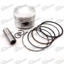 Piston Pin Ring Set Kit For Chinese Lifan 138cc Engine Pit Dirt Trail Motor Bike ATV Quad 4 Wheeler Motorcycle