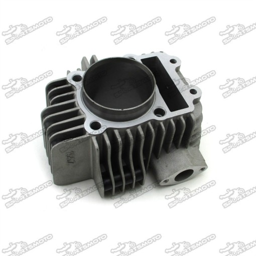 60mm Engine Cylinder For 1P60YMJ Zongshen Z155 150cc 160cc Pit Dirt Bike Stomp Demon X Thumpstar Atomic DHZ SSR