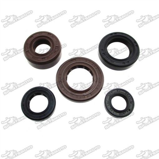 Engine Oil Seal Set For Z190 Zongshen 190cc Pit Dirt Bike ZS1P62YML-2