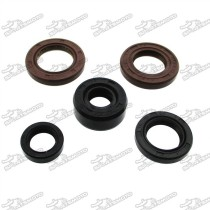 Z155 Engine Oil Seal Set For Zongshen 155cc Pit Dirt Bike 1P60YMJ Orion M2R Lucky MX Explorer Braaap DHZ SSR Atomic Thumpstar