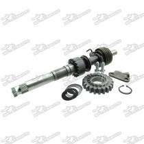 Kick Starter Shaft For Zongshen Z190 190cc Pit ZS1P62YML-2 Dirt Bike