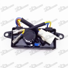 Single Phase AVR Voltage Regulator Rectifier For Chinese Gas Gasoline Petrol Generator 2KW 2.2KW 2.5KW 2.8KW 3KW