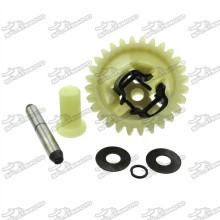 Governor Gear Set Assembly For 5.5HP 6.5HP Honda GX160 GX200