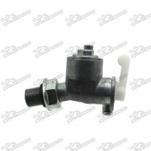 Gas Fuel Tap Valve Petcock Switch For EY15 EY20 DET150 EY28 GX6500R GX7500 Motors Replace 64-20064-00