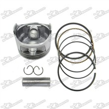 88mm Piston Ring Kit For GX390 13HP Engine Chinese 188F 13HP Engine