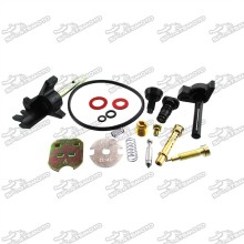 Carburetor Rebuild Repair Kit For Honda GX120 GX160 GX200 Chinese Replica's Mini Bike Go Kart