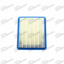 Air Filter For John Deere AM116236 LG491588JD JS30 14SZ Ariens 21529800 Briggs & Stratton 491588S 399959 5043B 5043K
