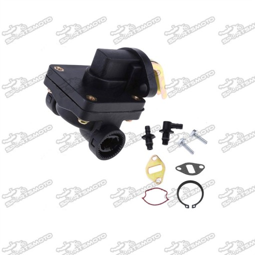 Fuel Pump Kit For John Deere AM133627 LT 133 150 160 LX 173 255 266 L110 Kohler CH11-CH15 CV11-CV16 1255902S Craftsman LT1750